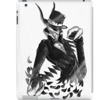 King of Spades - Rabbit iPad Case/Skin