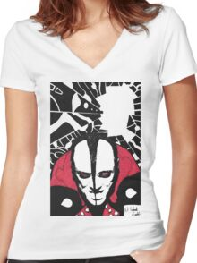 Jerry Only Women's Fitted V-Neck T-Shirt