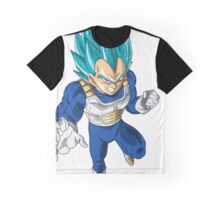 Vegeta God Graphic T-Shirt