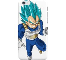 Vegeta God iPhone Case/Skin