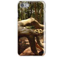 Shows Us The Way - Fallen Tree, Bowdown Woods iPhone Case/Skin