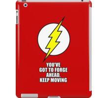 Got to Forge - Flash iPad Case/Skin
