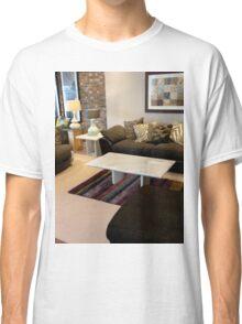 Guest Room, Living Room Classic T-Shirt