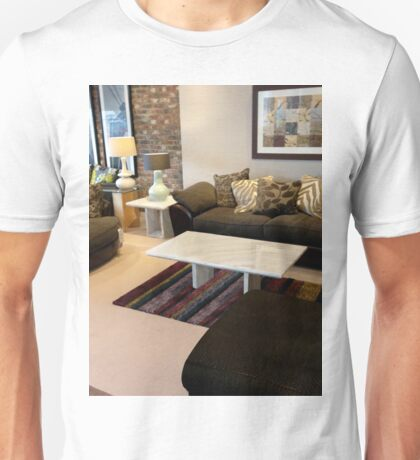 Guest Room, Living Room Unisex T-Shirt