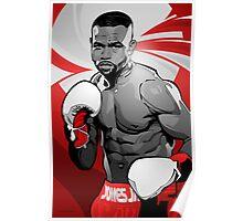 Roy Jones Jr. Poster