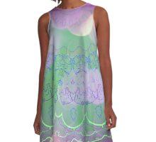 Miko Perfil Bubbles 1 A-Line Dress