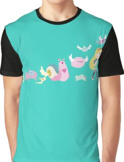 Star vs. the Forces of Evil Walk Graphic T-Shirt