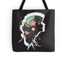 Gypsy Rose Inverse Tote Bag