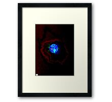 Mama earth. Framed Print