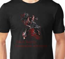 Nine-Ball Armored Core  Unisex T-Shirt