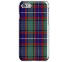 01391 Cherokee Fashion Tartan  iPhone Case/Skin