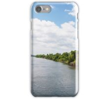 View over River Kwai, Kanchanaburi province, Thailand iPhone Case/Skin