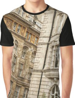 Ornamental Architecture in London Graphic T-Shirt