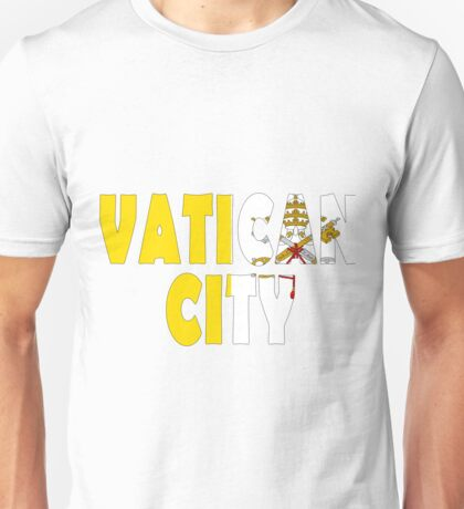 Vatican City Unisex T-Shirt
