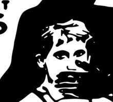 Sois Jeune et Tais Toi Sticker