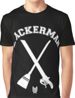 Levi Ackerman Graphic T-Shirt