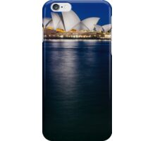 A night at the Opera (House) iPhone Case/Skin