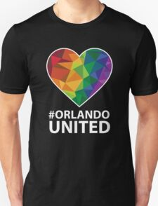 Orlando United T-Shirt - Pray For Orlando Unisex T-Shirt