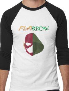Flarrow Men's Baseball ¾ T-Shirt