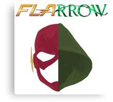 Flarrow Canvas Print