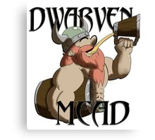 Dwarven Mead Canvas Print
