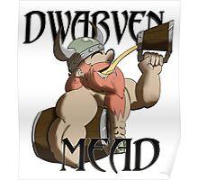 Dwarven Mead Poster