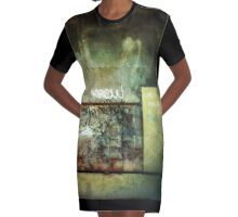 Requiem for a Dream Graphic T-Shirt Dress