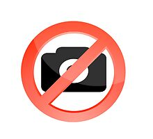 No pictures please! by Denny Stoekenbroek