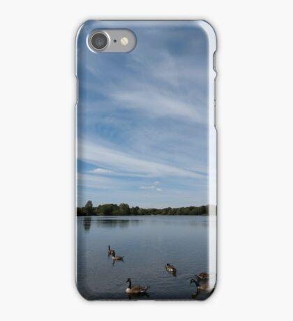Thatcham Lakes iPhone Case/Skin