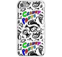 Cranky Pants iPhone Case/Skin
