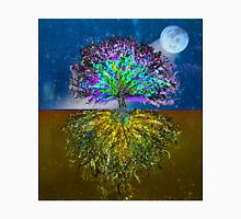 Tree of Life Moonlit Heart Unisex T-Shirt