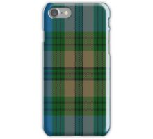01387 Chakraa Fashion Tartan  iPhone Case/Skin