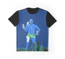 Terry Crews Graphic T-Shirt