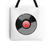 Vinyl 3 Worn Well Resize (please see description) Tote Bag