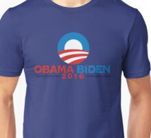 Obama-Biden 2016 Presidential Re-Election Campaign Gear Unisex T-Shirt