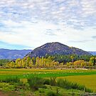 Cadrona Pastoral by Harry Oldmeadow