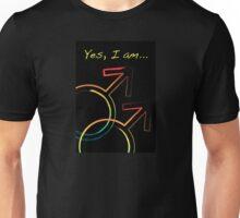 yes i am gay Unisex T-Shirt