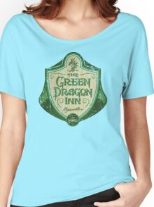 The Green Dragon Inn Women's Relaxed Fit T-Shirt