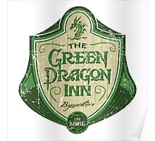 The Green Dragon Inn Poster