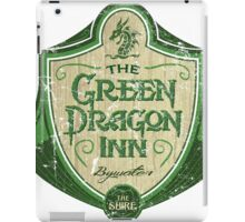 The Green Dragon Inn iPad Case/Skin