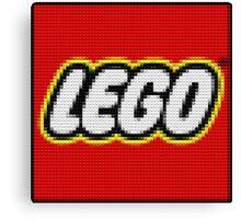 Legoception Canvas Print
