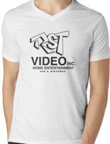 RST Video Mens V-Neck T-Shirt