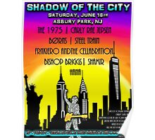 Shadow of the City 2016 poster Poster