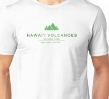 Hawai'i Volcanoes National Park, Hawaii Unisex T-Shirt