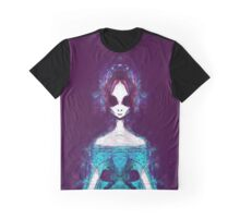 Ice Alien (frontal) Graphic T-Shirt