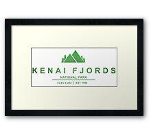 Kenai Fjords National Park,  Alaska Framed Print