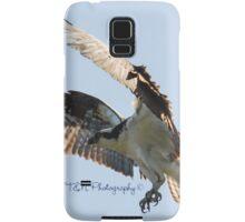 Big Claw Landing Samsung Galaxy Case/Skin