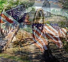 """Our Flag .... """"A Proud History"""" by LarryB007"""