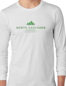 North Cascades National Park, Washington Long Sleeve T-Shirt