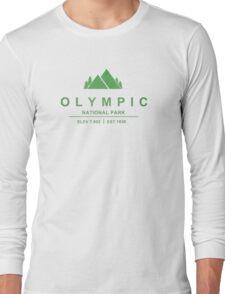 Olympic National Park, Washington Long Sleeve T-Shirt